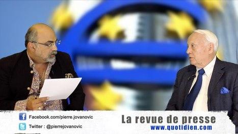 Le meilleur de l'actualité: Revue de presse vidéo de Pierre Jovanovic (aout 2015) #666 @pierreJovanovic   Toute l'actus   Scoop.it