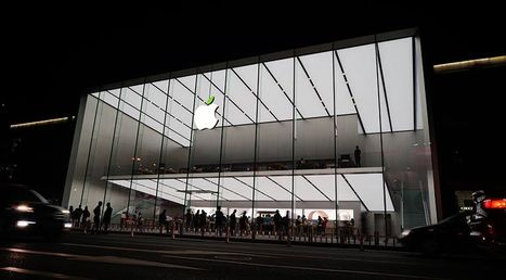 Apple pushes suppliers to switch to green power | Inspiring Sustainable ICT | Scoop.it