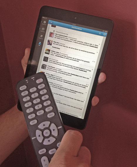 Internet und TV – Twitternde Fernseh-Zuschauer | Frisch gebloggt | Social - TV | Scoop.it