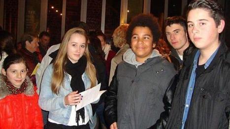 Des jeunes dans les murs du Théâtre de Poche   Hédé-Bazouges   Scoop.it