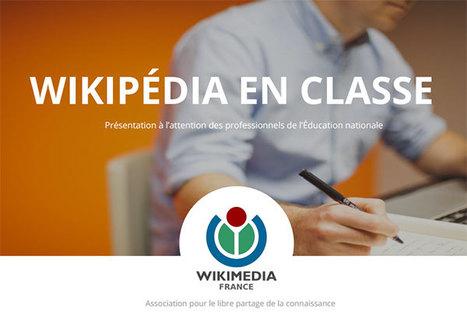 Apprendre à utiliser Wikipedia-Éduscol HG | Usages numériques et Histoire Géographie | Scoop.it