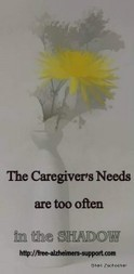 How to get Family Support for the Fatigued Caregiver? - Alzheimers Support | Caregiving | Scoop.it