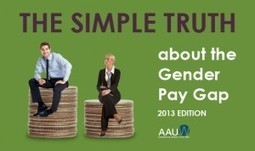 The Simple Truth about the Gender Pay Gap (Fall 2013) | Gender Inequality | Scoop.it
