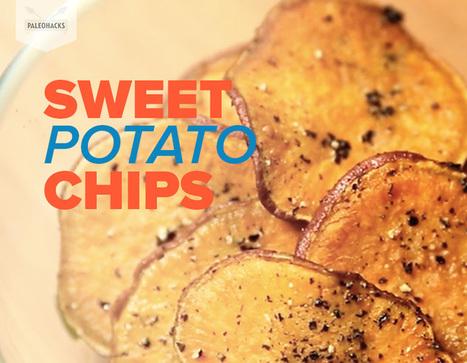 Sweet Potato Chips | Nutrition & Recipes | Scoop.it