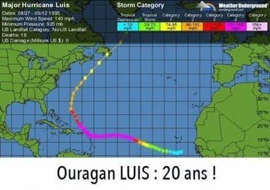 St Martin / St Barthélemy : Il y a 20 ans, l'ouragan LUIS passe sur les îles du Nord | Les infos de SXMINFO.FR | Scoop.it