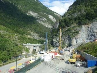 Une nouvelle centrale hydroélectrique en Tarentaise | Savoie d'hier et d'aujourd'hui | Scoop.it
