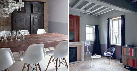 18 idées pour rénover sa maison de campagne - CôtéMaison.fr | Travaux de rénovation | Scoop.it