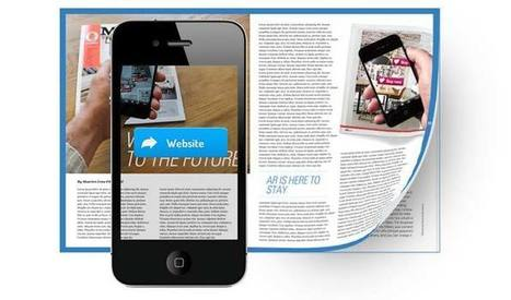 The Future of Augmented Reality in Printed Media | Augmented Reality | Scoop.it