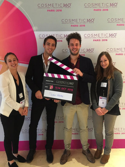Formule gagnante pour des étudiants du M2 Arômes, Parfums et Cosmétique (...) - UNIVERSITÉ LE HAVRE NORMANDIE | Arômes, parfums, cosmétologie. | Scoop.it