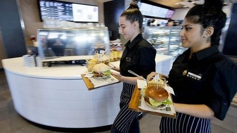 It's still a happy meal in Australia for McDonald's | Business Studies: BROB | Scoop.it