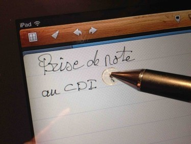 Un iPad au CDI | L'enjeu des nouveaux dispositifs de lecture en bibliothèque | Scoop.it