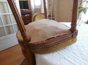 [Projet #Bricolage] Comment réparer une #chaise #capitonnée | Best of coin des bricoleurs | Scoop.it