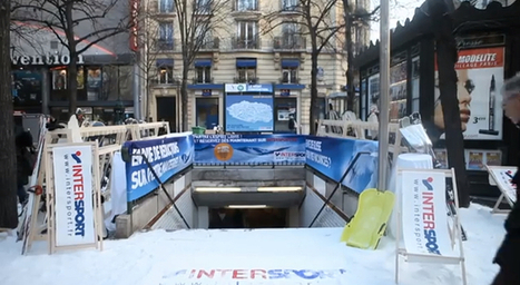 Intersport descend de la montagne ! : LE MARKETING SPORTIF.COM | Sport Marketing | Scoop.it