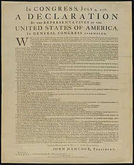 Declaration of Independence: Primary Documents of American History (Virtual Programs & Services, Library of Congress) | Using Primary Sources in the Social Studies Classroom | Scoop.it