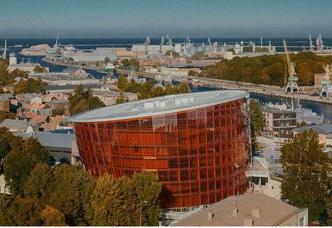 The golden great Amber Concert Hall in Liepaja, Latvia is now open! | Latvian Life | Scoop.it