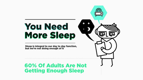 This Is Why You'll Regret Not Getting Enough Sleep   Soaring Math   Scoop.it