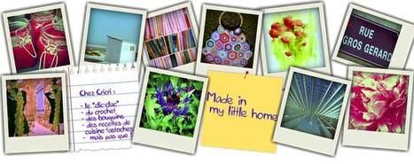 Made in my little home: Clic clac 3*4 - Yarn bombing | Yarnbombing France | Scoop.it