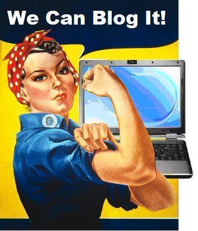 Blogging : it's (also) a girl thing ! | Artefacts numériques | Ecologie | Scoop.it