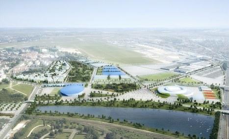 JO 2024 : Le dossier avance aussi pour l'aménagement du « cluster » olympique du Bourget   actualités en seine-saint-denis   Scoop.it