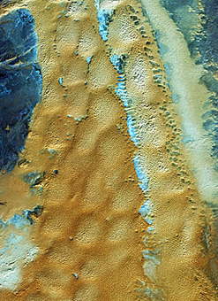 ESA - Observing the Earth - Earth from Space: Algerian sands | Remote Sensing News | Scoop.it