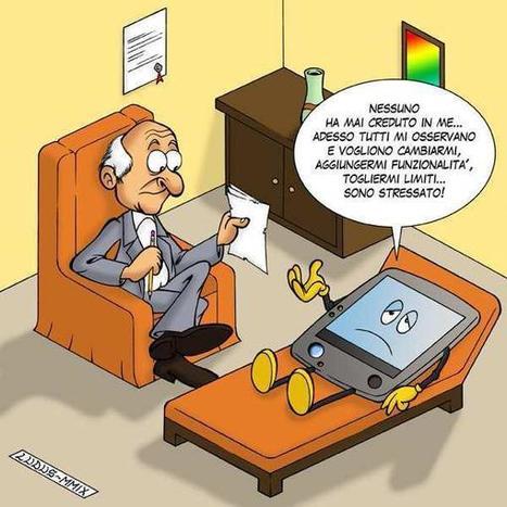 Antonio Luciano Blog : Usability Design : Paradossi e Idiosincrasie   Social Media Consultant 2012   Scoop.it