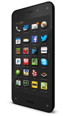 Fire Phone marks Amazon's entry into smartphone market, is an ... | Enjoy technology | Scoop.it