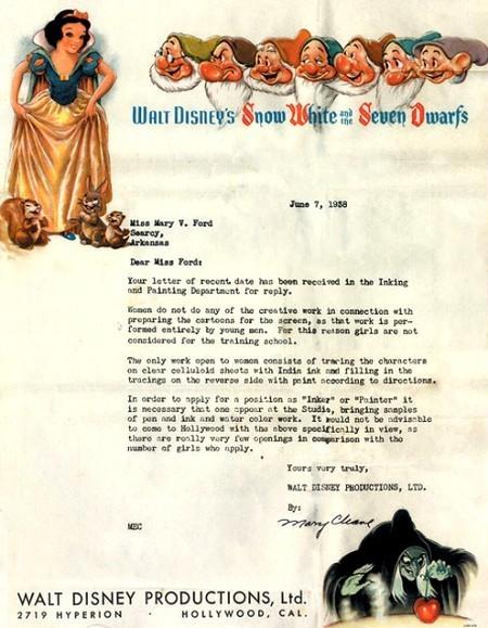 Disney sexiste ! | La place des femmes dans la société d'hier et d'aujourd'hui | Scoop.it