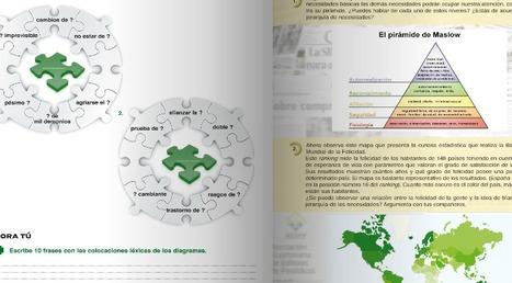 ¡RECOMENDAMOS! Imprescindible manual para trabajar el léxico en clase | CEsp Magazine (Noviembre) | Scoop.it