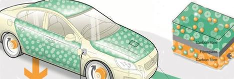 Voiture électrique : pour Volvo, la batterie c'est la carosserie | Logistique et Transport GLT | Scoop.it