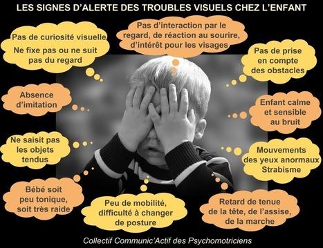 Soins psychomoteurs chez l'enfant déficient visuel - Blog Hop'Toys | psychomotricité | Scoop.it