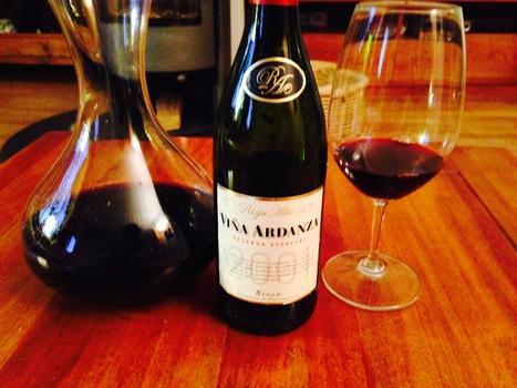 Vina in Love goes Rioja: 2001 La Rioja Alta Vina Ardanza | Vino in Love | Scoop.it