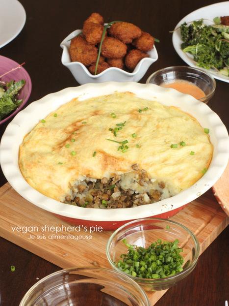 Vegan Shepherd's Pie | Recipes | Scoop.it
