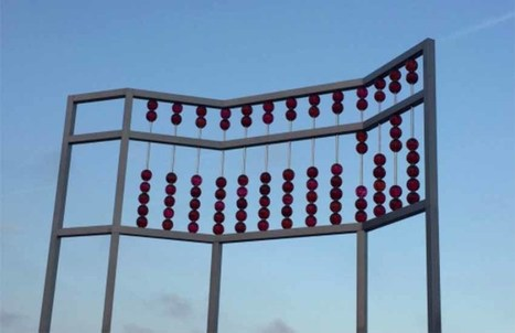 Amsterdam's new AIDSmonument is counting down until we find a cure   HIV and the LGBT Community   Scoop.it