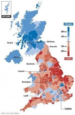 Le Royaume-Uni a voté oui pour la sortie de l'Union européenne | Les infos de SXMINFO.FR | Scoop.it