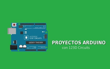 Simular Arduino con 123D Circuits   tecno4   Scoop.it