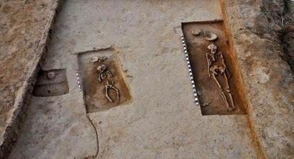 Hallan cuatro esqueletos de la era Harappa en India | ArqueoNet | Scoop.it