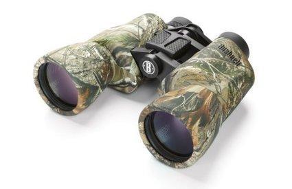 Bushnell PowerView 10 x 50mm Porro Prism Instafocus Binoculars, Realtree AP   Best Binoculars & Rifle Scopes Reviews   Scoop.it