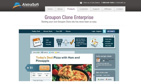 Groupon clone scripts to Power your daily deal site. | CMS Techies | Scoop.it
