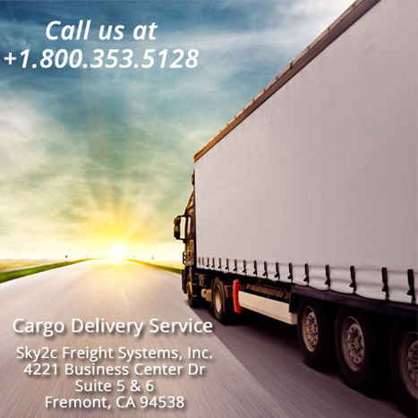Commercial Cargo by Domestic FTL   Commercial Cargo Services Fremont   Scoop.it
