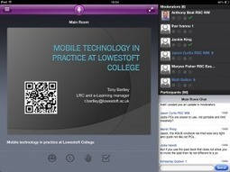 Mobile technologies for library and support staff | JISC RSC Wales Blog | eLearning tools | Scoop.it