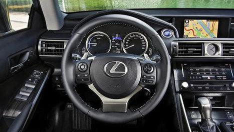 Nuova Lexus IS Hybrid, la navigazione si appoggia a Google - Omniauto | google fotografo e fotografie a Pistoia e provincia. Fotografie google toscana | Scoop.it