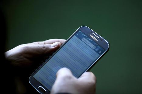 Plugged In: Half of Americans Can't Go a Day Without Phone, Study Says - NBC News   Troy West's Radio Show Prep   Scoop.it