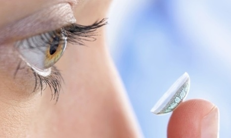 L'œil bionique, c'est pour bientôt... | Presse-Citron | Ophtalmologie | Scoop.it