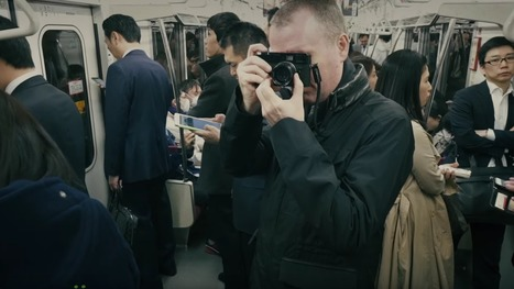 Street Photography in Tokyo with Dave Powell | Learn Photography | Scoop.it