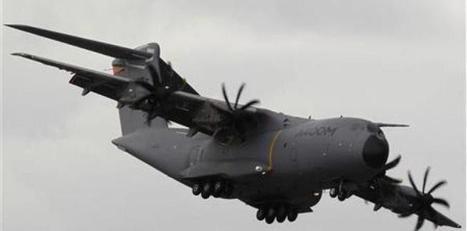 Airbus livrera le premier A400M à la France avant le salon du Bourget   Aéronautique Défense   Scoop.it