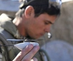 Half-ounce surveillance drones taking flight with British soldiers in Afghanistan | leapmind | Scoop.it