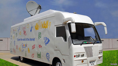 Il Google bus in India | Social Web Innovation | Scoop.it