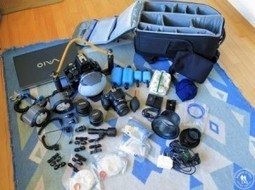 How to Pack your Camera Equipment when going on a diving holiday | Indigo Scuba | Indigo Scuba | Scoop.it
