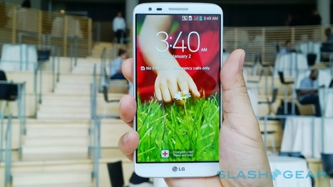 LG G2.. the latest LG flagship.. hands-on | Mobile IT | Scoop.it