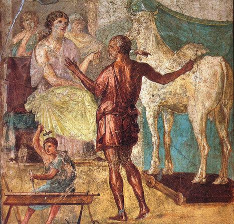 Mythologie - [Mythologie grecque] La passionnante légende de ... | Orion, la mythologie, la psychanalyse & Freud | Scoop.it